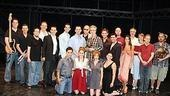 Jersey Boys Gets the Grammy - Full Company