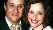 Photo Op - Young Frankenstein opens in Seattle - Christopher Fitzgerald - Jessica Stone