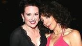 Photo Op - Young Frankenstein opens in Seattle - Megan Mullally - Andrea Martin