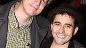 Photo Op - John Lloyd Young Leaves Jersey Boys - Rick Elice - John Lloyd Young