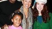 Photo Op - Vanessa Williams at The Little Mermaid - Norm Lewis - Vanessa Williams - Sierra Boggess - Sasha