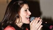 Idina Menzel at Virgin - Idina sings 4