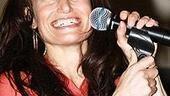 Idina Menzel at Virgin - Idina finale