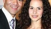 Broadway In the Heights Opening - Christopher Jackson - Mandy Gonzalez