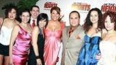 Broadway In the Heights Opening - Rosie Lani Fiedelman - Blanca Camacho - Tony Chiroldes - Krysta Rodriguez - Doreen Montalvo - Eliseo Roman - Mandy Gonzalez - Janet Dacal
