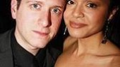 Broadway In the Heights Opening - Karen Olivo - husband - Matt Caplan