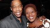 Broadway In the Heights Opening - Capathia Jenkins - Michael McElroy