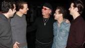 Dion at Jersey Boys - Dion - Eric Gutman - Christian Hoff - Michael Longoria - Dominic Nolfi