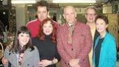 John Malkovich at August: Osage County - Madeleine Martin - Ian Barford - Mariann Mayberry - John Malkovich - Jeff Perry - Deanna Dunagan