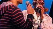 Tituss Burgess at the Metropolitan Room - Derrick Baskin - Tituss Burgess