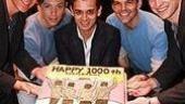 Jersey Boys Official 1000 Perfs - Christian Hoff - Cory Grant - Michael Longoria - J. Robert Spencer - Sebastian Arcelus