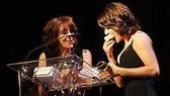 2008 Theatre World Awards - Alli Mauzey - Andrea Martin (cupcake)