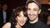2008 Theatre World Awards - Andrea Martin - Lin-Manuel Miranda