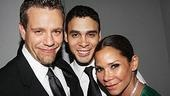 2008 Tony Awards After Parties - In the Heights - Adam Pascal - Wilson Jermaine Heredia - Daphne Rubin-Vega