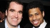 Shrek Opens in Seattle - Brian d'Arcy James - Chester Gregory II
