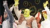 Shrek the Musical Opening Night – Brian d'Arcy James – Sutton Foster – Daniel Breaker