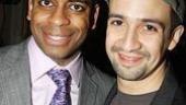 Shrek the Musical Opening Night – Daniel Breaker – Lin-Manuel Miranda