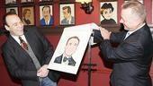 Danny Burstein Honored at Sardi's – Danny Burstein – Max Klimavicius