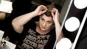 Elizabeth Ashley backstage at August: Osage County – wig cap2