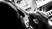 Elizabeth Ashley backstage at August: Osage County – close-up