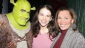 Vanessa Williams at Shrek – Vanessa Williams – Sutton Foster – Brian d'Arcy James