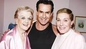 Julie Andrews at Blithe Spirit – Julie Andrews – Rupert Everett – Angela Lansbury