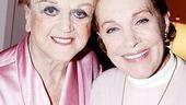 Julie Andrews at Blithe Spirit – Julie Andrews – Angela Lansbury