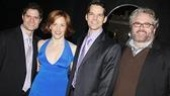 Next to Normal Opening Night – Tom Kitt – Alice Ripley – J. Robert Spencer – Brian Yorkey