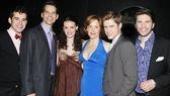 Next to Normal Opening Night – Adam Chanler-Berat – J. Robert Spencer – Jennifer Damiano – Alice Ripley – Aaron Tveit – Louis Hobson