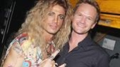 Random celebs at ROA – James Carpinello – Neil Patrick Harris