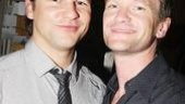 Random celebs at ROA – David Burtka – Neil Patrick Harris