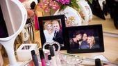 Megan Hilty backstage – photos