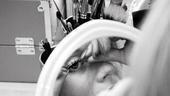 Megan Hilty backstage – eyelashes