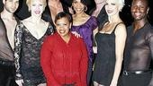 Michelle Williams and Chandra Wilson at Chicago - Michael Cusumano – Charlotte d'Amboise - Jason Patrick Sands – Chandra Wilson – Michelle Williams - Brian O'Brien Amra-Faye Wright – James T. Lane