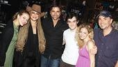 John Stamos at Rock of Ages - Savannah Wise - Michele Mais - John Stamos - Wesley Taylor - Lauren Molina - Paul Schoeffler
