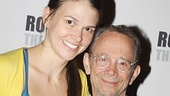 Anything Goes Press rehearsal – Sutton Foster – Joel Grey