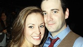 Anything Goes Press rehearsal – Laura Osnes – Colin Donnell