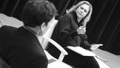 High rehearsal – Stephen Kunken – Kathleen Turner