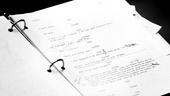 High rehearsal – script