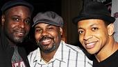 Memphis Celebrates 1,000 Performances – J. Bernard Calloway – James Monroe Iglehart – Deerrick Baskin