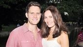 Acting couple Steven Pasquale and Laura Benanti can't wait to take in this revival. Benanti received a Tony nomination in 2002 for playing Cinderella in the last Broadway revival of Into the Woods.