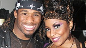 OP - Rock of Ages - DeAngelo Williams - Teresa Stanley