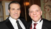 Drama League gala for NPH - 2014 - Marc Kudisch - Eddie Korbich