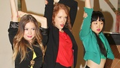 Heathers - Meet and Greet - OP - Elle McLemore - Jessica Keenan Wynn - Alice Lee
