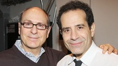 Act One - Meet and Greet - OP - 3/14 - James Lapine - Tony Shalhoub