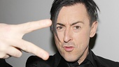 Alan Cumming is taking on the Emcee in Mendes' Cabaret on Broadway for the second time this spring!