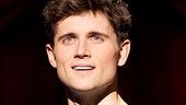 Kyle Dean Massey as Pippin in Pippin