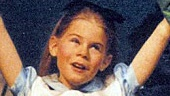 Aww, The Glass Menagerie star Celia Keenan-Bolger played the lead in her school production of Alice in Wonderland. Happy flashback Friday!