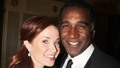 Norm and Sierra Scrapbook - Norm Lewis - Sierra Boggess