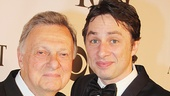 Tony Awards - OP - 6/14 - Zach Braff - Dad - Harold Irwin Braff